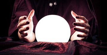 Бесплатное онлайн гадание на будущее на хрустальном шаре