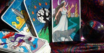 Цыганское любовное гадание «Да или нет» – онлайн гадание на 4 картах