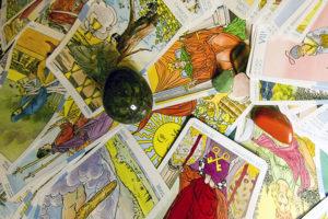 Погадать на любимого на цыганских картах онлайн бесплатно